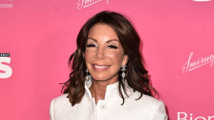 NEW YORK, NEW YORK - SEPTEMBER 11: Danielle Staub attends US Weekly's 2019 Most Stylish New Yorkers red carpet on September 11, 2019 in New York City. (Photo by Steven Ferdman/Getty Images)