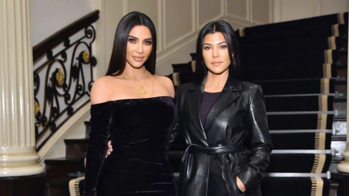 "Kim Kardashian says feud with Kourtney ""gets a lot worse"" in 'Keeping Up With the Kardashians'"