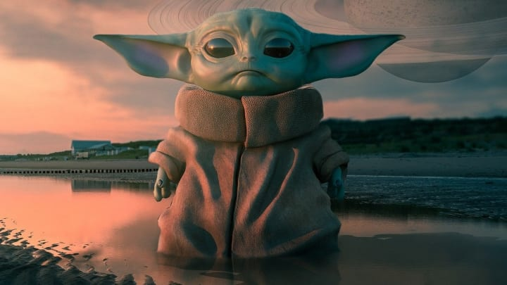 Baby Yoda Chia Pets are coming, as evidenced at New York Toy Fair