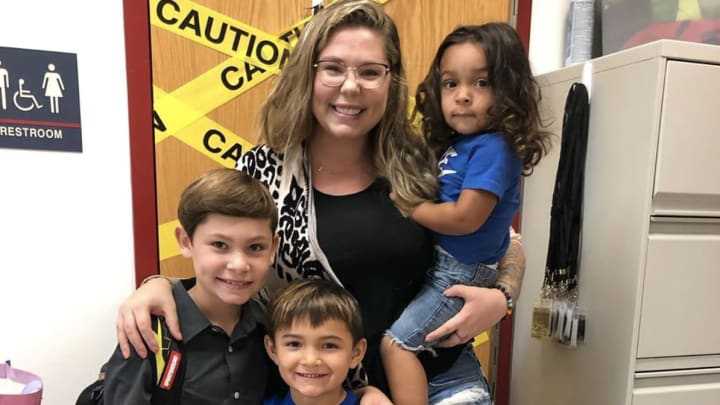 'Teen Mom 2's Kailyn Lowry discusses picking a name for her fourth child