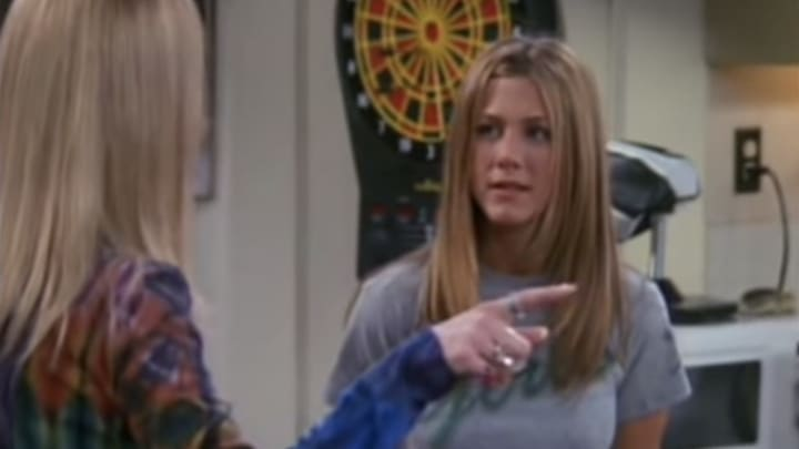 'Friends' bloopers available on YouTube