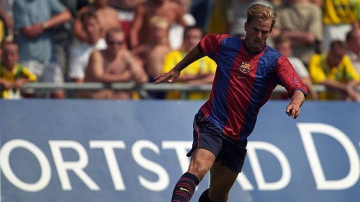 In Barcelona konnte de Boer seine Qualitäten eher selten zeigen