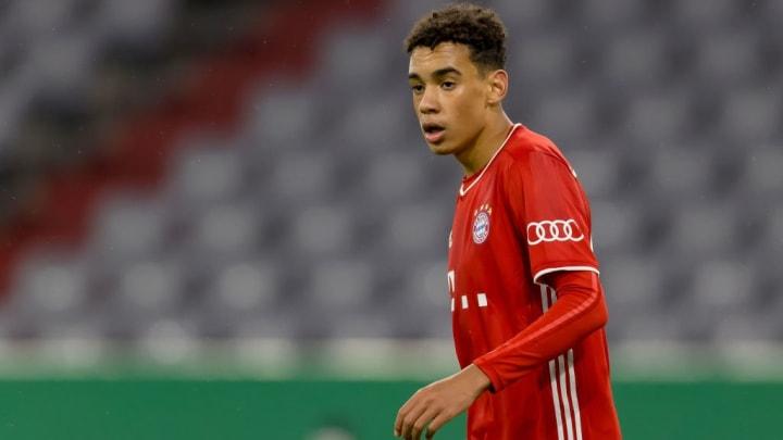 Wurde für Englands U21-Nationalmannschaft nominiert: Bayern-Juwel Jamal Musiala