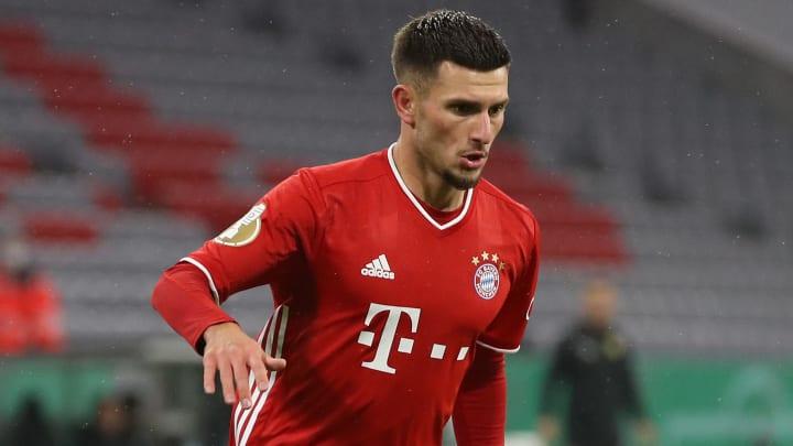 Leon Dajaku lief beim FC Bayern auch für die Profis auf.
