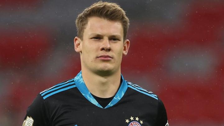 Alexander Nübel ist beim FC Bayern München nur zweiter Torwart.