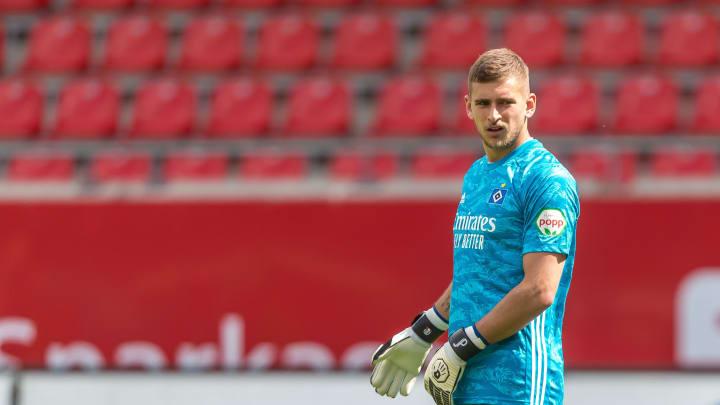 Will den Klub angeblich verlassen: Julian Pollersbeck