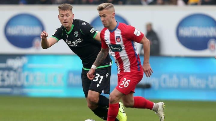 Ein wahrer Sechser: Hannover-Stabilisator Waldemar Anton gibt keinen Ball auf