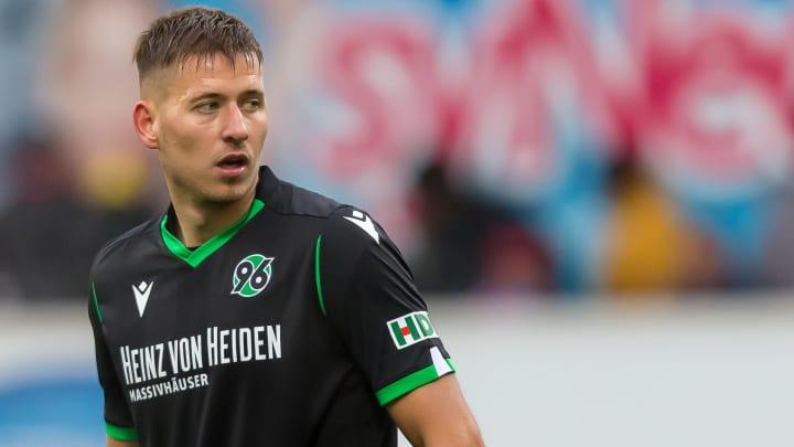 Waldemar Anton wechselte bereits 2008 in die Jugend der 96er