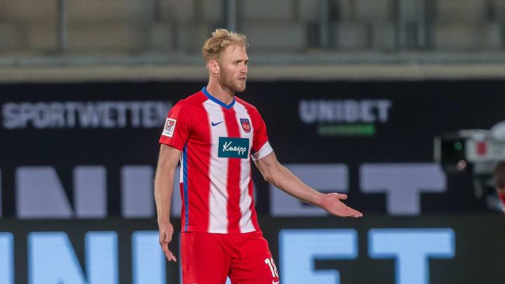 Sebastian Griesbeck wird zu Union Berlin wechseln