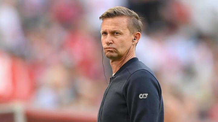 Bald mit einer Systemumstellung? RB-Leipzig-Coach Jesse Marsch