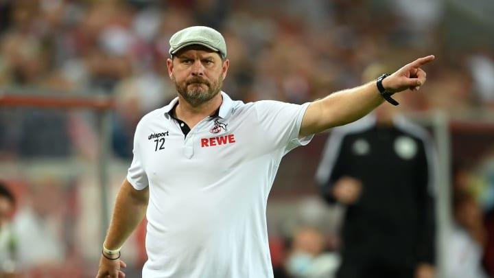 Erwartet eine Partie auf Augenhöhe: Steffen Baumgart