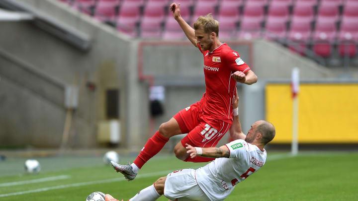 Cordoba-Nachfolger: 1. FC Köln hat Union-Stürmer Sebastian Andersson im Visier