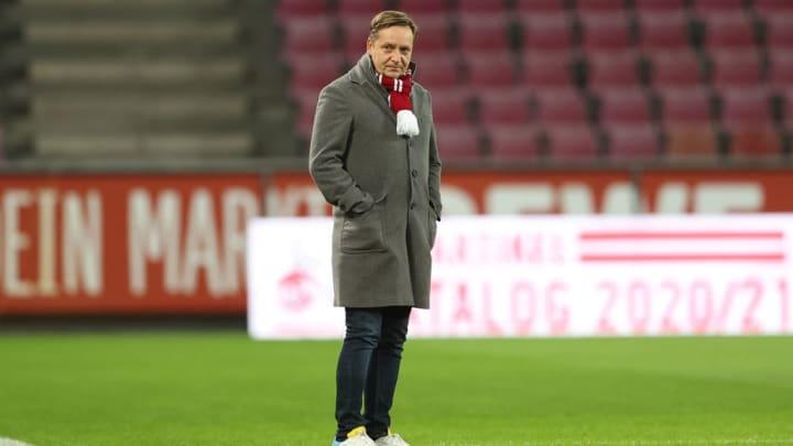 Wird sich früher oder später die Trainerfrage stellen müssen: Horst Heldt