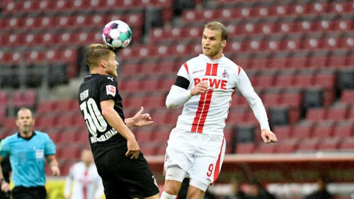 1. FC Koeln v Borussia Moenchengladbach - Bundesliga