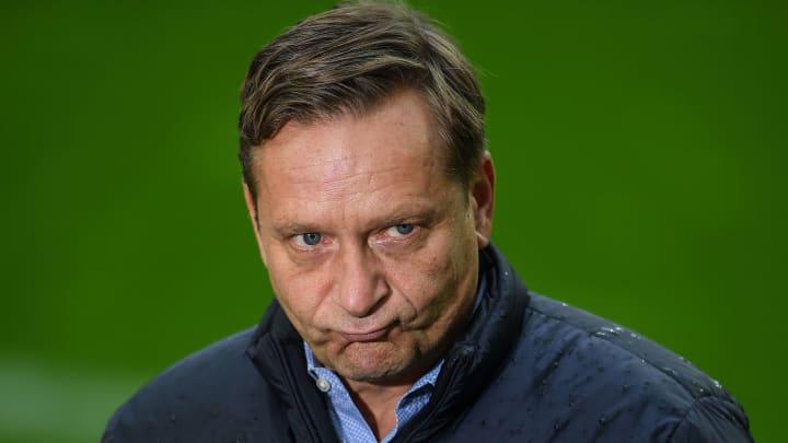 Hält die Augen nach einem Stürmer offen: Horst Heldt