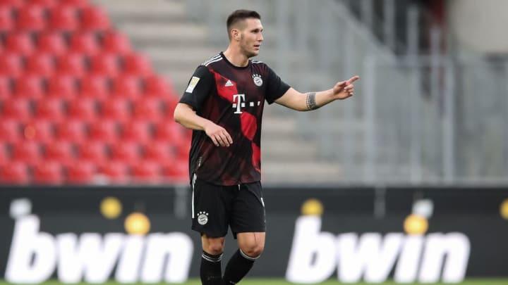 Niklas Süle ist beim FC Bayern derzeit außen vor