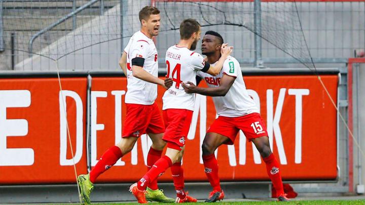 1. FC Koeln v Fortuna Duesseldorf - Bundesliga