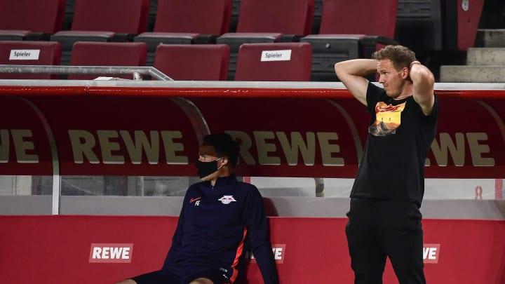RB Leipzig-Trainer Julian Nagelsmann braucht einen Führungsspieler