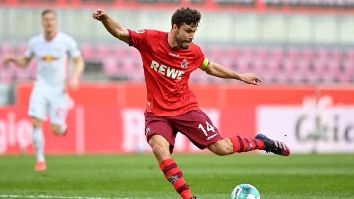 Gegen Leipzig war Jonas Hector der Kölner Matchwinner