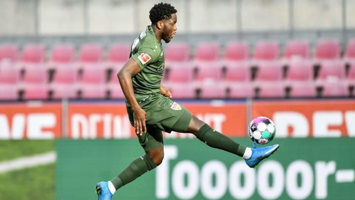 Orel Mangala wird dem VfB Stuttgart vorerst fehlen