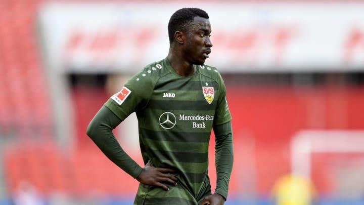 Silas Mvumpa soll in Kürze zum Team zurückkehren