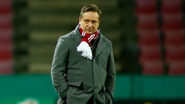 Sport-Geschäftsführer Horst Heldt muss wichtige Entscheidungen treffen