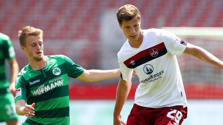 Patrick Erras (26) wartet weiter auf seinen Durchbruch beim SV Werder