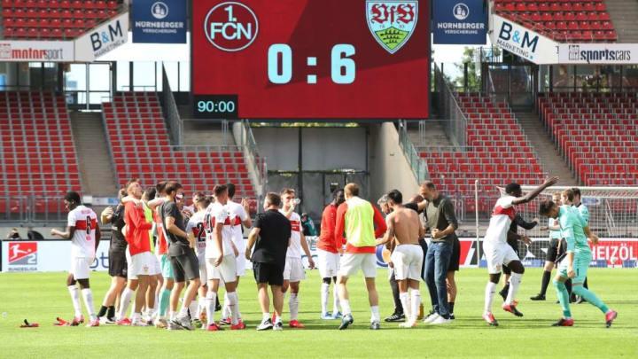 Der VfB Stuttgart kann sich wieder auf Erstliga-Fußball einstellen