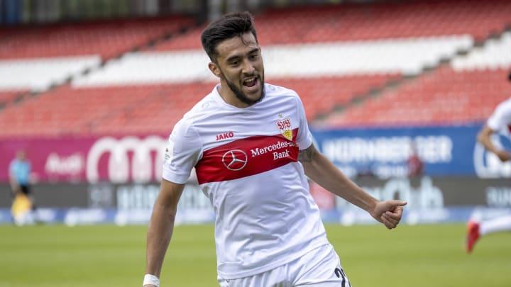 Nicolas Gonzalez wird dem VfB mehrere Wochen fehlen