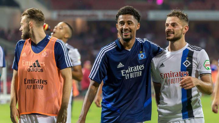 Sollen beide beim HSV bleiben: Jeremy Dudziak und Tim Leibold