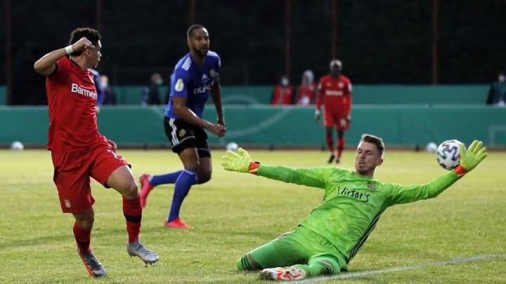 Im Halbfinale gegen Leverkusen war Schluss für Batz und Co.