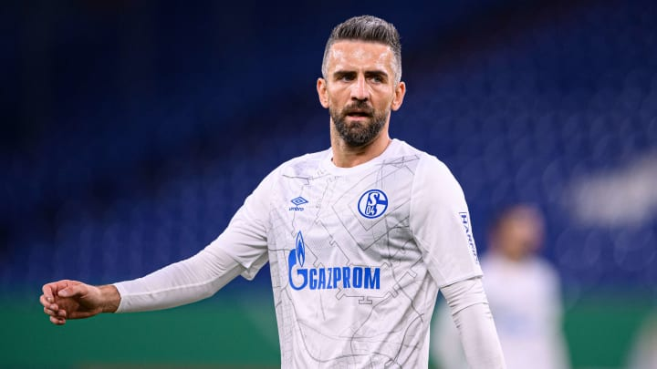 Vedad Ibisevic war auf Schalke nach internen Streitigkeiten aussortiert worden