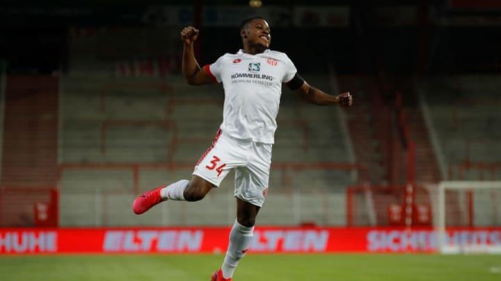 Ridle Baku glänzte für Mainz als Torschütze
