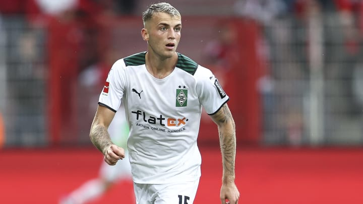Jordan Beyer wurde für die U21 des DFB nominiert