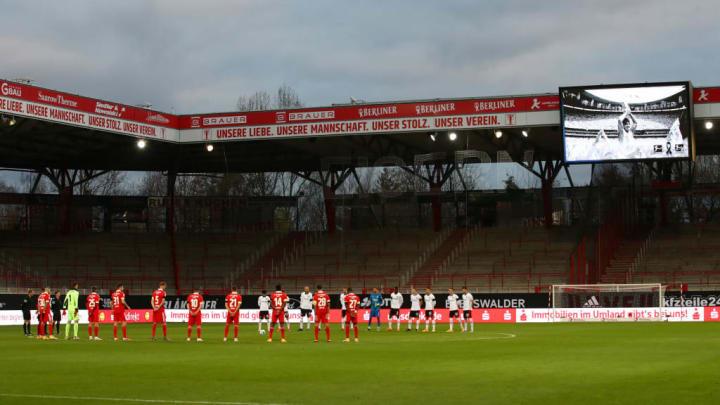 1. FC Union Berlin v Eintracht Frankfurt - Bundesliga