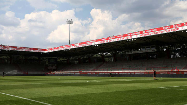 1. FC Union Berlin v Fortuna Duesseldorf - Bundesliga