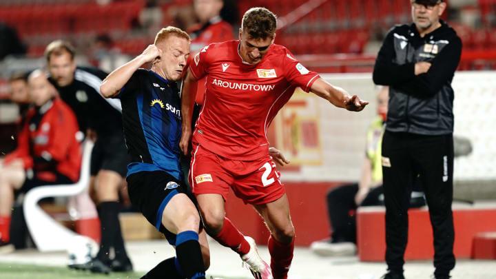 1. FC Union Berlin v SC Paderborn 07