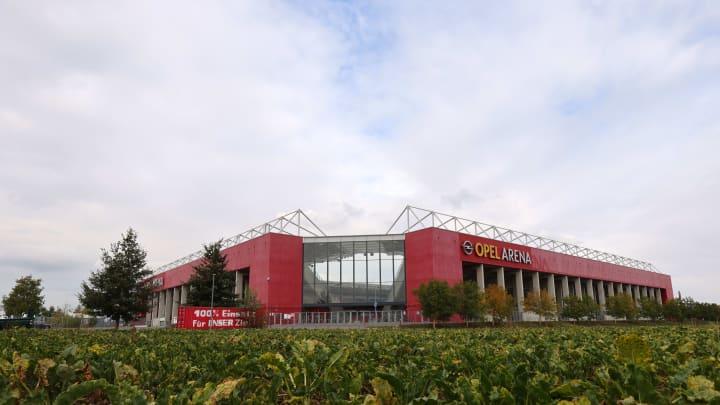 Die Opel-Arena wird bald umbenannt
