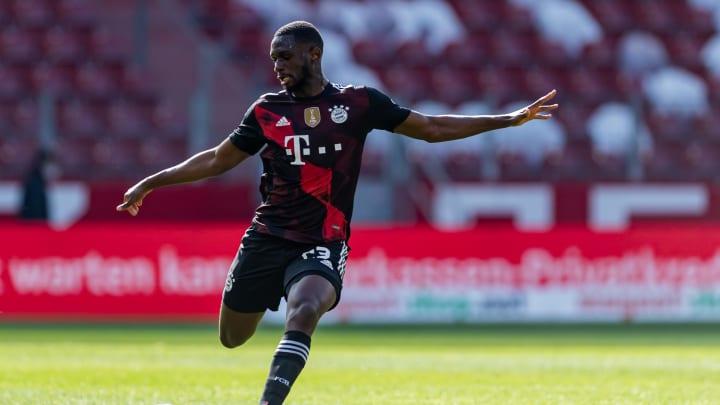 Tanguy Nianzou will beim FC Bayern durchstarten und erhält Lob von Boateng.