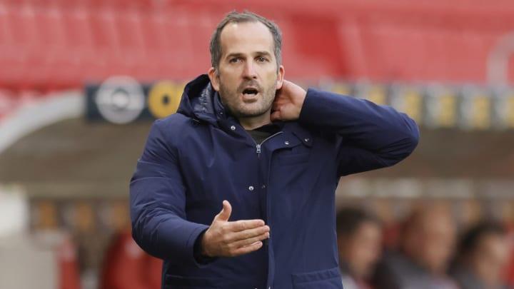 Muss gegen Gladbach auf einige Spieler verzichten: Manuel Baum