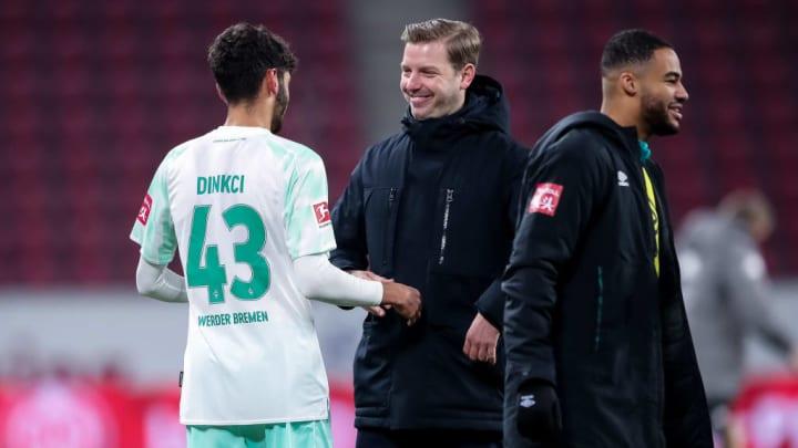 Werder Bremen: Eren Dinkci und Florian Kohfeldt