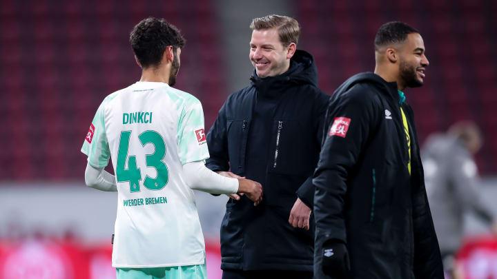 Eren Dinkci (l.) und Jean Manuel Mbom (r.) stammen aus dem Werder-Nachwuchs