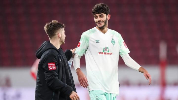 Werder Bremen: Romano Schmid and Eren Dinkci