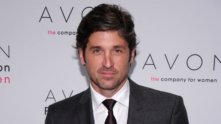 Patrick Dempsey channeled his 'Grey's Anatomy' character to remind fans to wear masks.