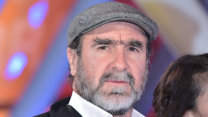 Manchester United legend Eric Cantona has pledged his support to the 'Sign for United' campaign