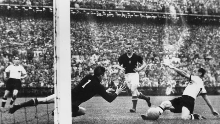 1954 World Cup Goal