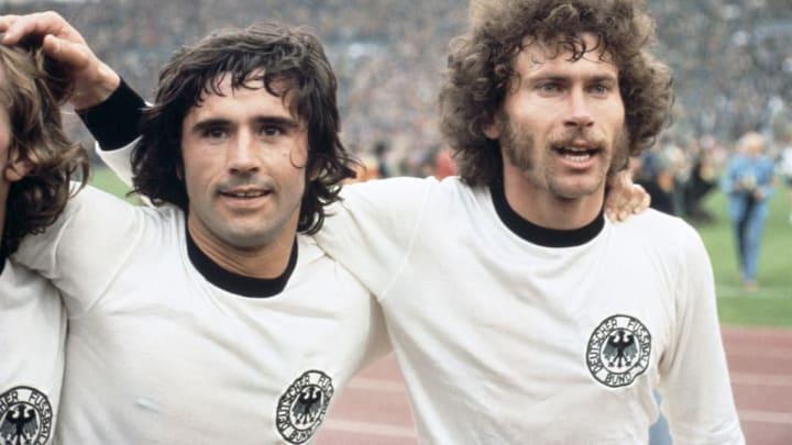 Gerd Muller, Paul Breitner
