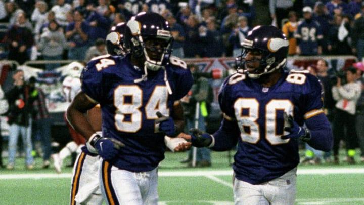 1998 NFC Divisional Playoff Game - Arizona Cardinals vs Minnesota Vikings - January 10, 1999