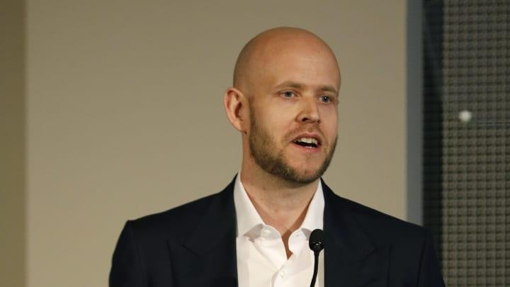 Daniel Ek has seen a bid to buy Arsenal rejected by the Kroenkes