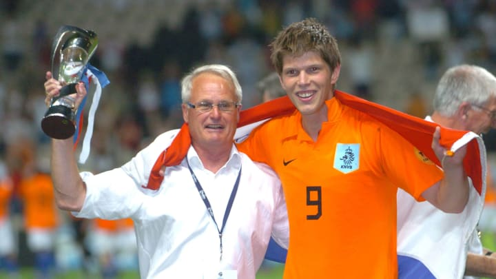 Klaas-Jan Huntelaar, Holanda